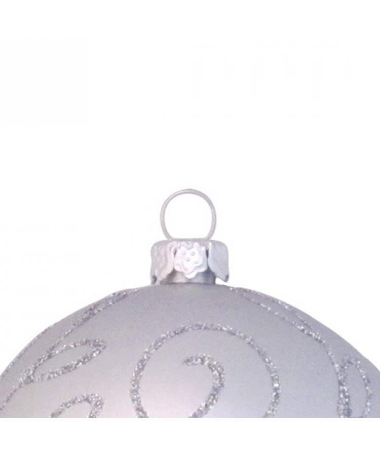 Luxury Tree Bright and Silver 210cm-978