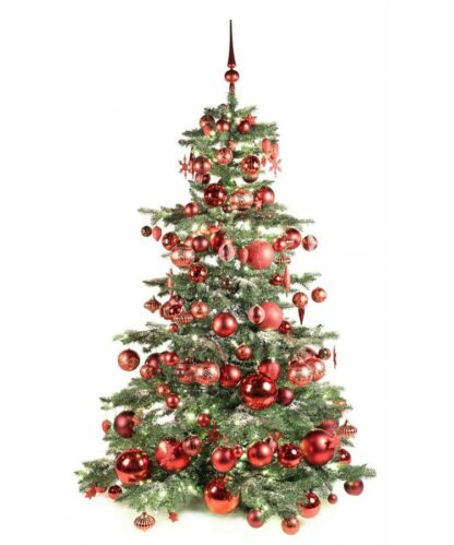 Luxury Tree Warm Bordeaux 180cm-0