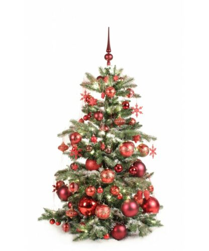 Luxury Tree Warm Bordeaux 120cm-0