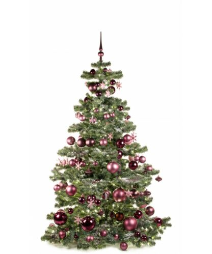 Basic Tree Purple Milka 210cm-0