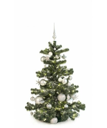 Basic Tree Bright and Silver 120cm-0
