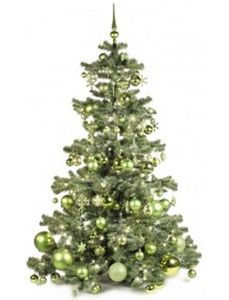 Basic Tree Refreshing Green 180cm-0
