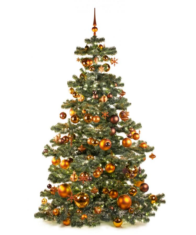 Basic Tree Warm Copper 210cm-0