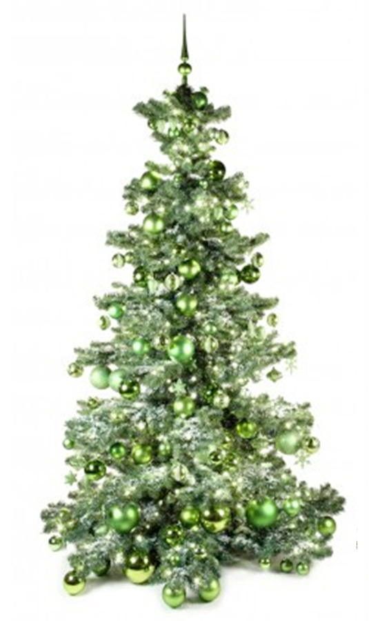 Basic Tree Refreshing Green 240cm-1435