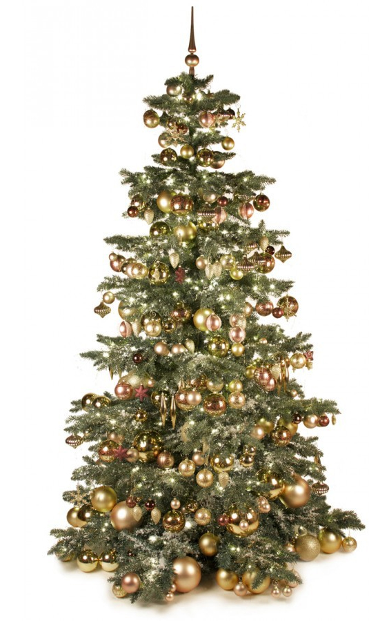 Luxury-Tree-Gold-240cm