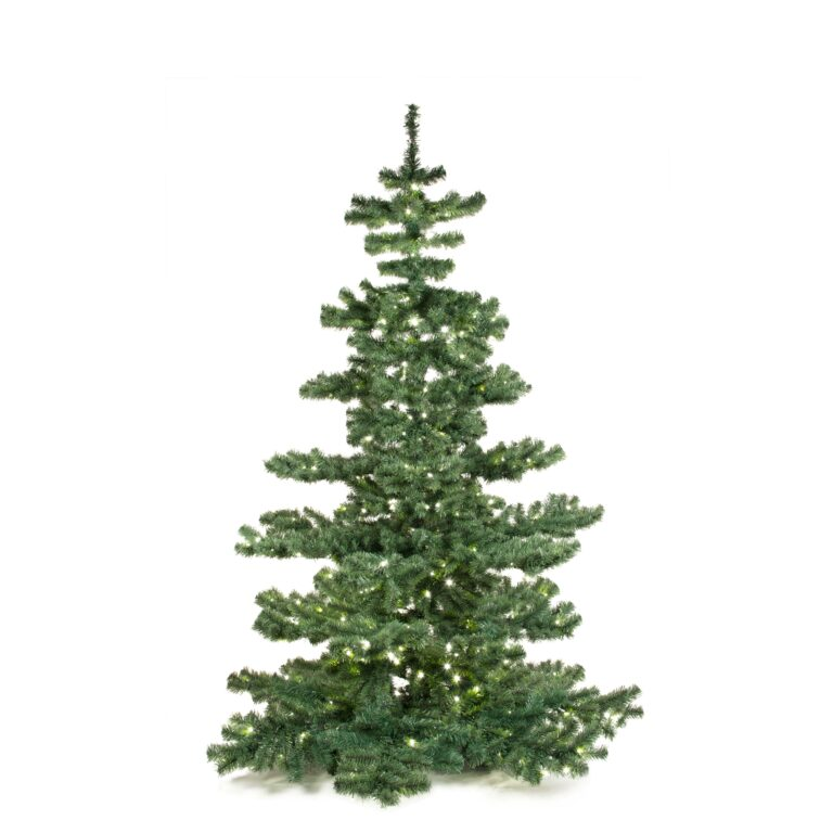 Basic Tree Bright and Silver 210cm-1662