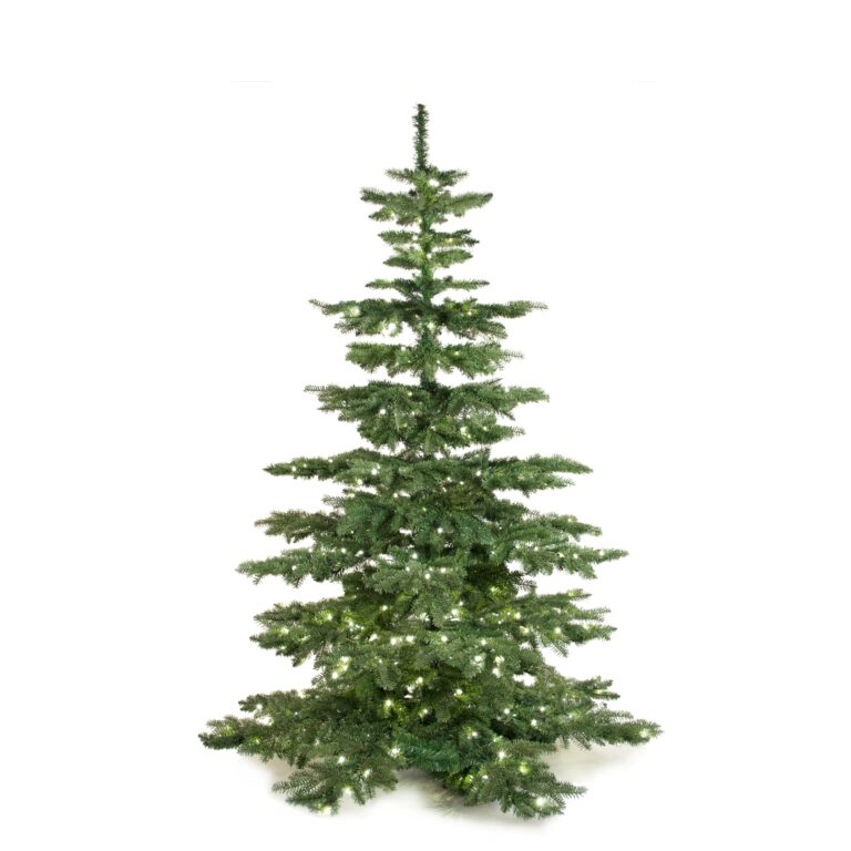 Luxury Tree Bright and Silver 210cm-1596