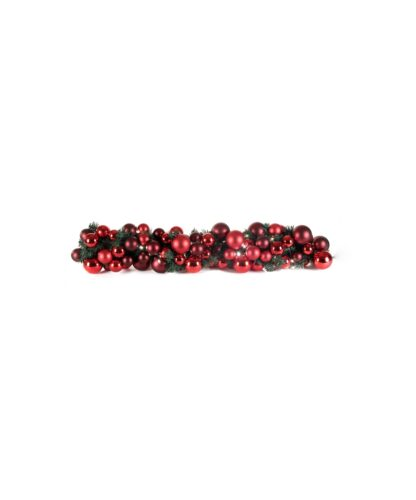 Luxury Garland Warm Bordeaux 100cm-0